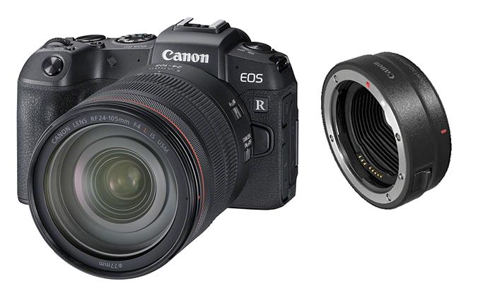 Canon EOS RP + Canon RF 24-105/4