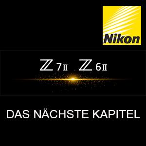 Nikon Z6II + Z7II