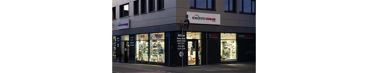 Ringfoto Erdmann Aussenansicht