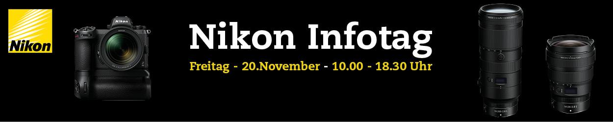 Nikon Infotag