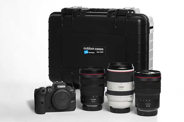 Canon R6 Teskofferset