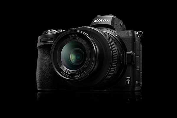 Nikon Z5 mit 24-50