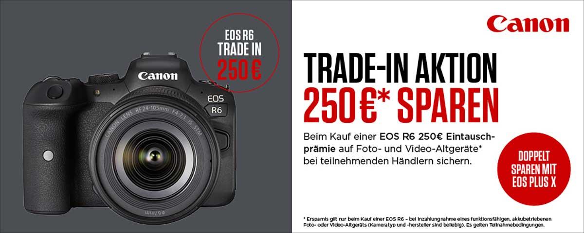 Canon EOS R6 Trade in