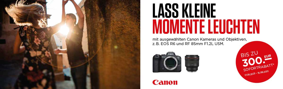 Canon Sommer Aktion