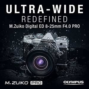 Olympus M.Zuiko 8-25 PRO