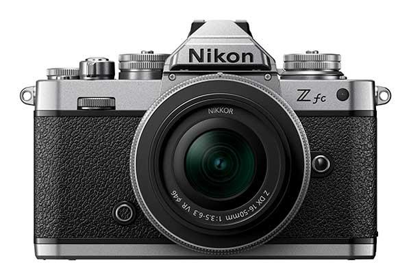 Nikon Zfc Frontansicht