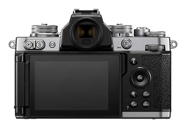 Nikon Z fc Back