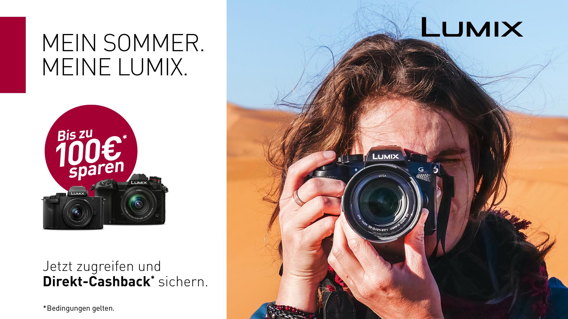 Panasonic Lumix Direkt Cashback