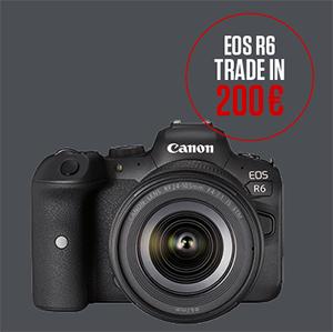 Canon R6 Aktion Button