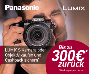 Panasonic Lumix S Cashback Aktion